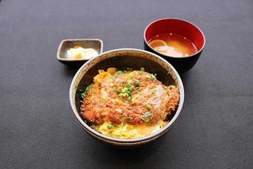 栃木豚ロースカツ丼