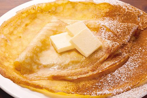 シナモン&バター