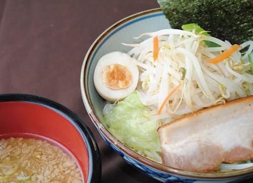 濃厚野菜たっぷりつけ麺