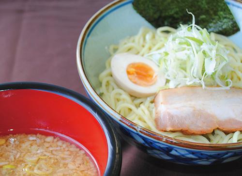 濃厚スープつけ麺