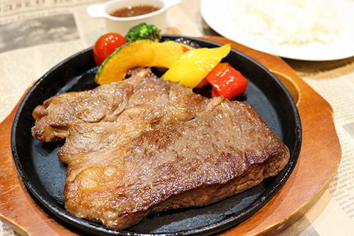 ビーフステーキ(150g)